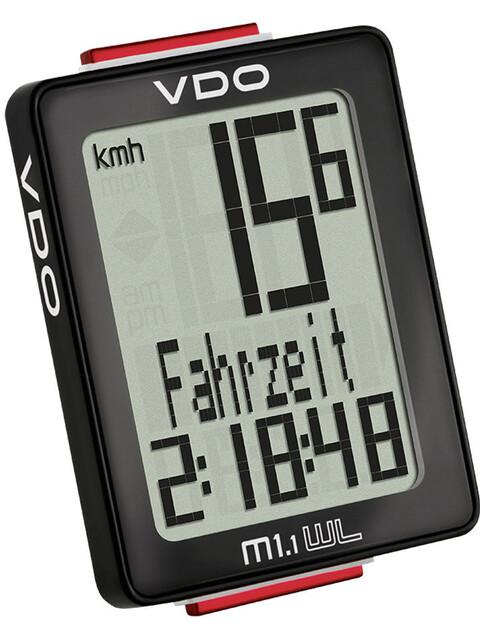 VDO M1.1 WL Fahrradcomputer
